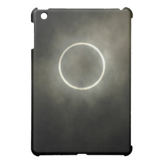 Annular Solar Eclipse iPad Mini Cover