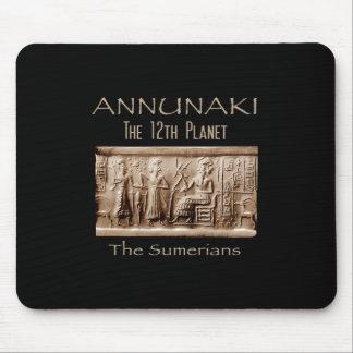 ANNUNAKI 12th Planet Nibiru Mousepad