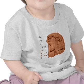 Annunaki King brown Tshirt