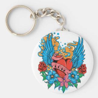 Annunaki Love Key Chain