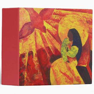 Annunciation 2011 3 ring binder