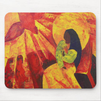 Annunciation 2011 mouse pad