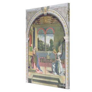 Annunciation 2 canvas print