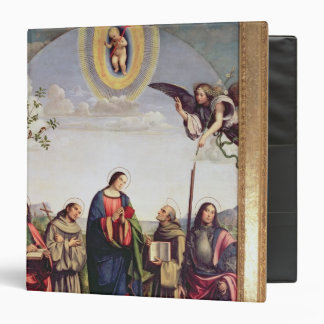 Annunciation and Saints, 1500 Binder