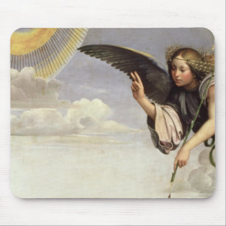 Annunciation and Saints Mouse Pad
