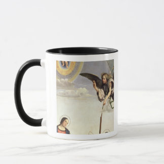 Annunciation and Saints Mug