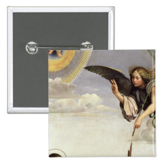 Annunciation and Saints Pinback Button