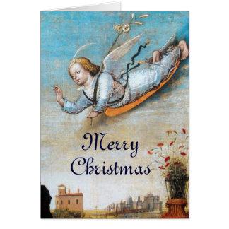 ANNUNCIATION ANGEL CARD