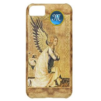 ANNUNCIATION ANGEL MONOGRAM,Parchment iPhone 5C Cover