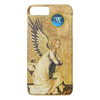 ANNUNCIATION ANGEL MONOGRAM,Parchment iPhone 8 Plus/7 Plus Case