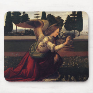 Annunciation - Angel Mouse Pad