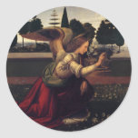 Annunciation - Angel Stickers