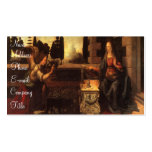 'Annunciation' Double-Sided Standard Business Cards (Pack Of 100)