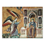 Annunciation By Cavallini Pietro (Best Quality) Personalized Announcement