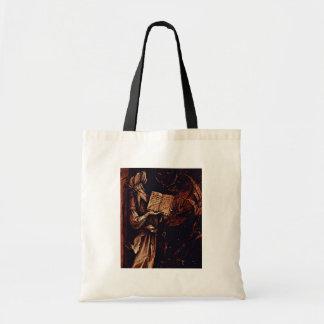 Annunciation  By Grünewald Mathis Gothart (Best Qu Tote Bags
