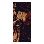 Annunciation  By Grünewald Mathis Gothart (Best Qu Custom Rack Cards