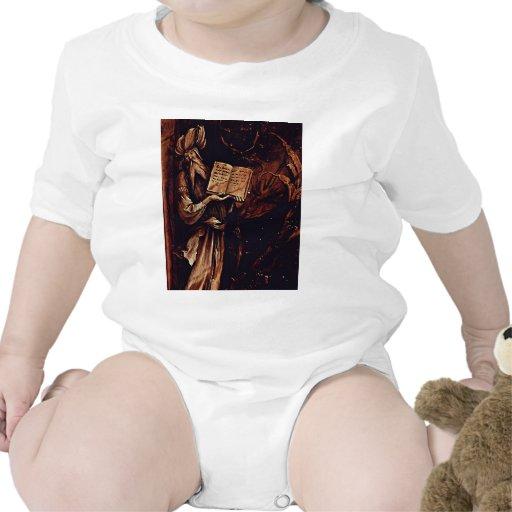 Annunciation  By Grünewald Mathis Gothart (Best Qu Shirt