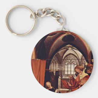 Annunciation By Grünewald Mathis Gothart (Best Qua Keychains