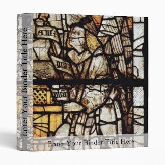 Annunciation By Meister Von Romont (Best Quality) Vinyl Binder