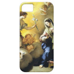 Annunciation by Paolo de Matteis, 1712. iPhone 5 Cover
