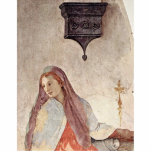 Annunciation  By Pontormo Jacopo Photo Cutout