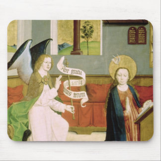 Annunciation, c.1470-80 mouse pad