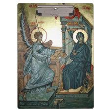 Annunciation Clipboard