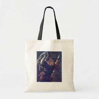 Annunciation Detail By Tintoretto Jacopo (Best Qua Bags