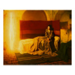 Annunciation - Henry Ossawa Tanner Print