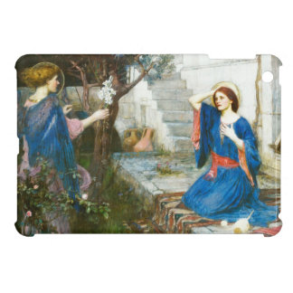 Annunciation in the Garden iPad Mini Covers