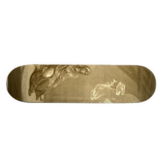 Annunciation of Blessed Virgin Mary Skate Board Deck