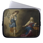 Annunciation of Mary, Velde Laptop Computer Sleeve