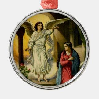Annunciation Christmas Ornaments