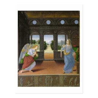Annunciation Postcard