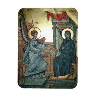 Annunciation Rectangular Photo Magnet
