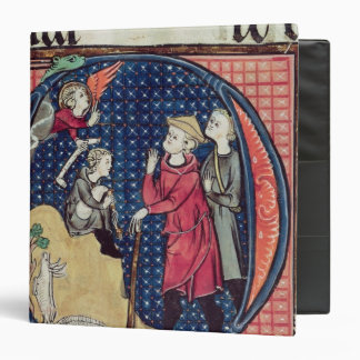 Annunciation to the Shepherds Binder