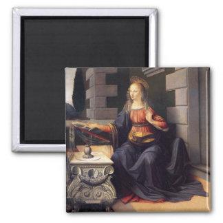 Annunciation - Virgin Fridge Magnet