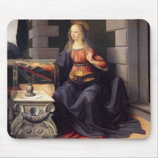 Annunciation - Virgin Mouse Pad