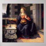 Annunciation - Virgin Posters