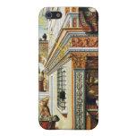 Annunciation With St. Emidius 1486 iPhone 5 Cases