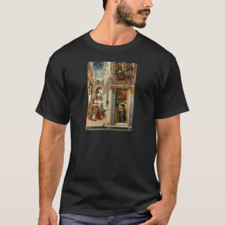 Annunciation With St. Emidius, 1486 T-Shirt