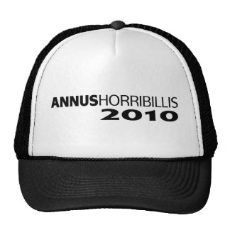 Annus Horribillis 2010 Trucker Hat