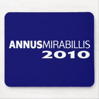 Annus Mirabillis 2010 Mouse Pad