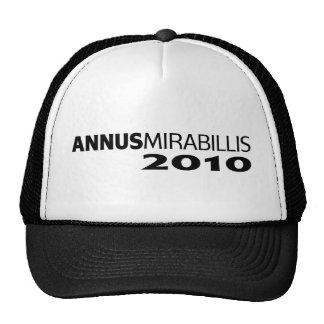 Annus Mirabillis 2010 Trucker Hat