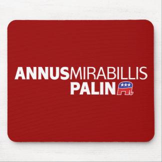 Annus Mirabillis Palin Mouse Pad