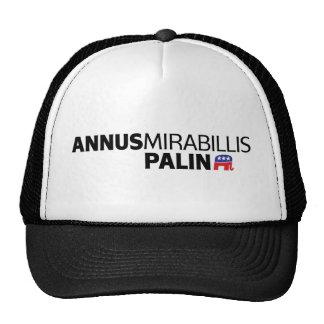 Annus Mirabillis Palin Trucker Hat