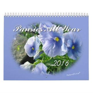 Año 2016 del Calendario-personalizar de los Calendario De Pared