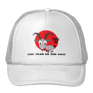 Año chino de los gorras del regalo de la diversión