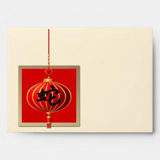 Año chino de los sobres de la serpiente
