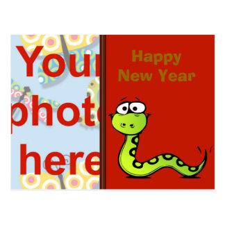 Año chino de Tet del vietnamita del Año Nuevo de Tarjetas Postales